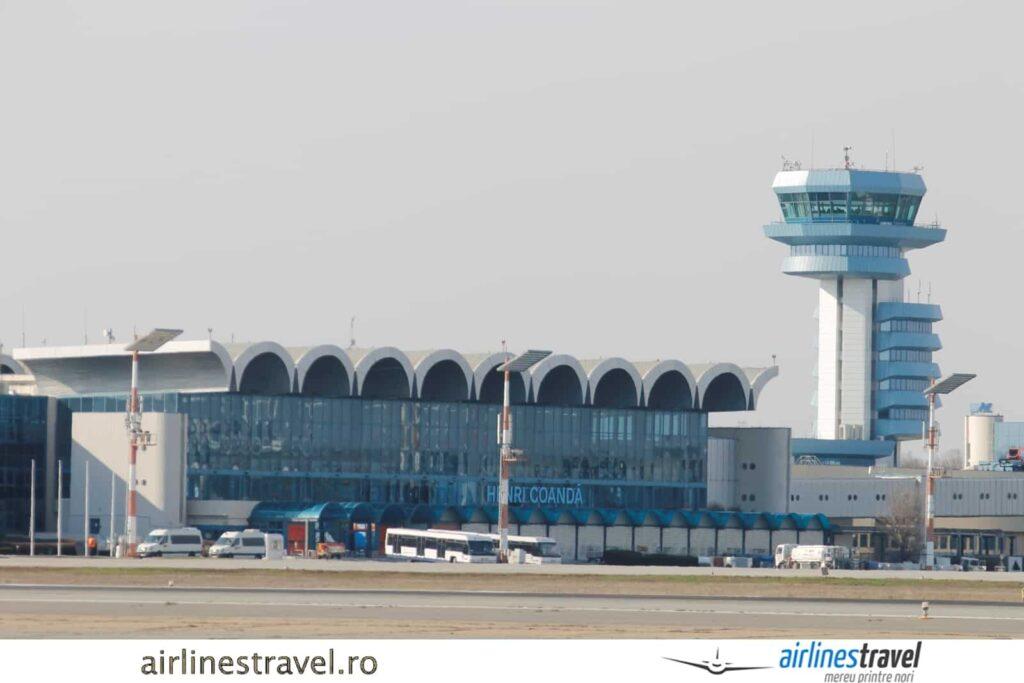 Aeroportul Internațional Henri Coandă București
