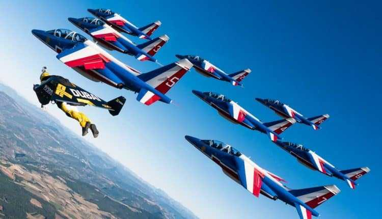 patrouille de France-Jetman