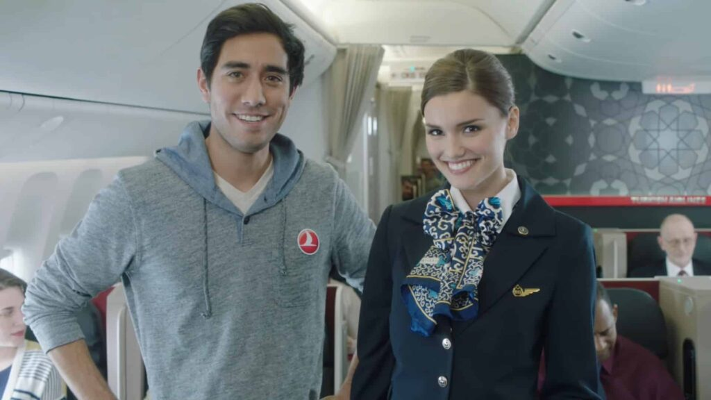 Sicherheit, Video-Turkish Airlines