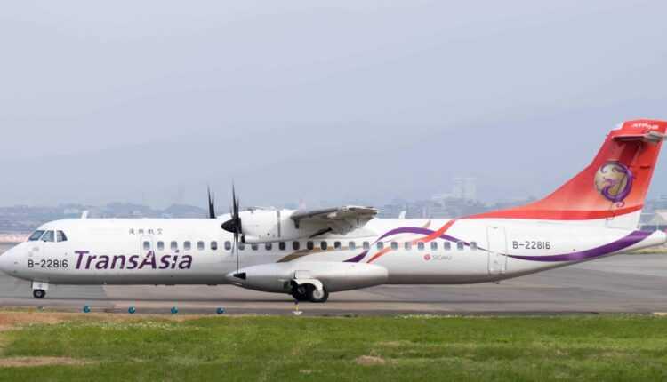 TransAsia Airways și-a suspendat operațiunile
