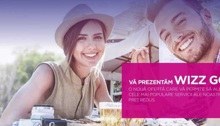 Wizz Go de la Wizz Air – o nouă categorie de prețuri