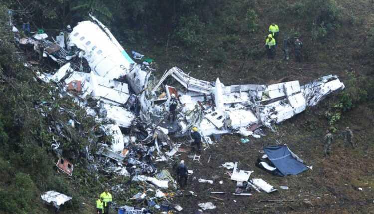 Lumea sportului, zguduită de un accident aviatic / Alte tragedii aeriene