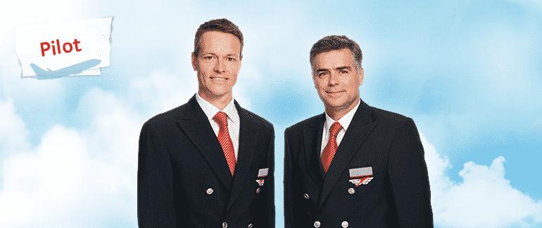 piloti-austrian-airlines