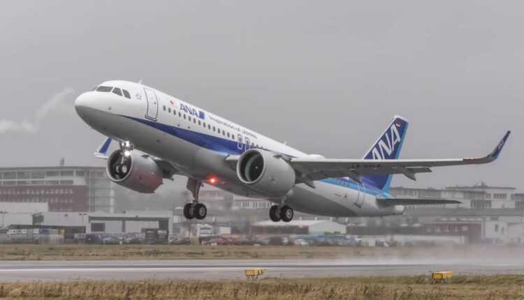 Primul Airbus A320neo ANA a fost livrat