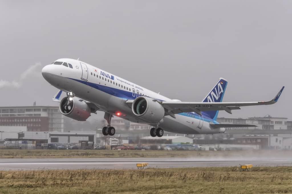 Airbus-A320neo-ANA