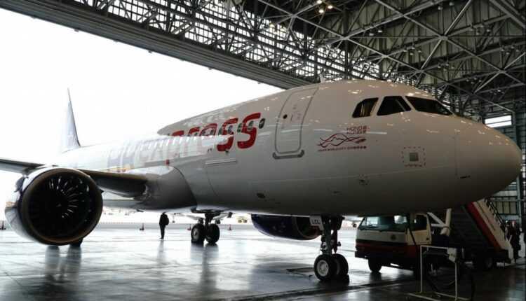 Norwegian a recepționat primul Airbus A320neo (închiriat de HK Express)