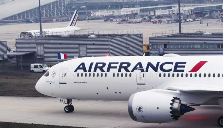 787-9-Boeing Dreamliner-air-france
