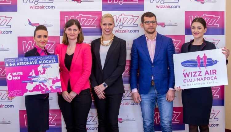 Maratonul Wizz Air Cluj-Napoca, pe 9 aprilie 2017