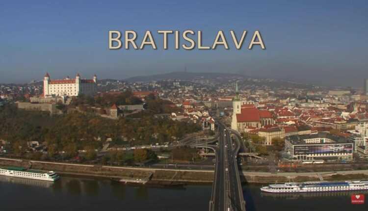 Cluj – Bratislava cu Wizz Air, din 10 martie 2017