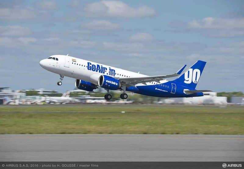 A320neo-GOAIR