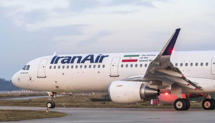 Primul Airbus A321 Iran Air a fost livrat