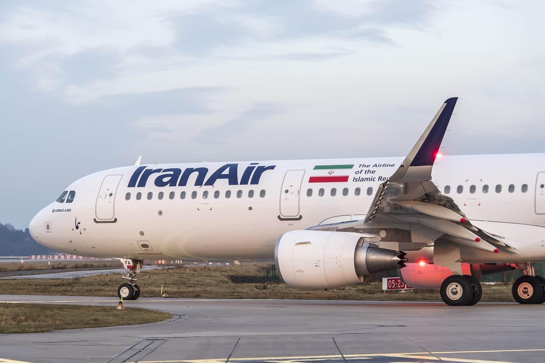 A321_IranAir