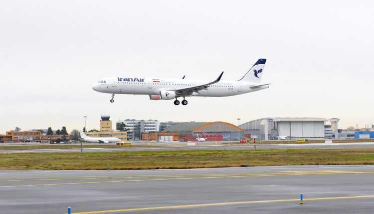 Аэробус A321 Iran Air