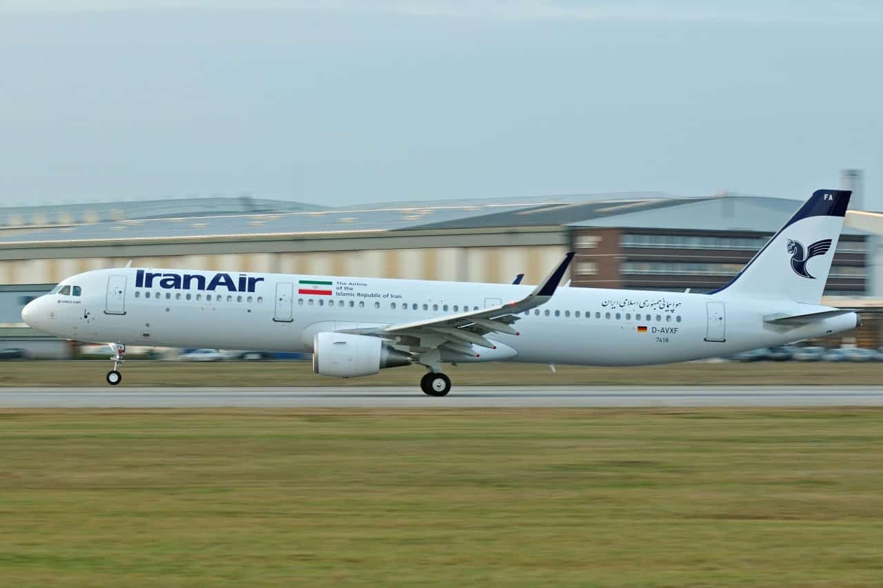 Airbus-A321-Iran-Air