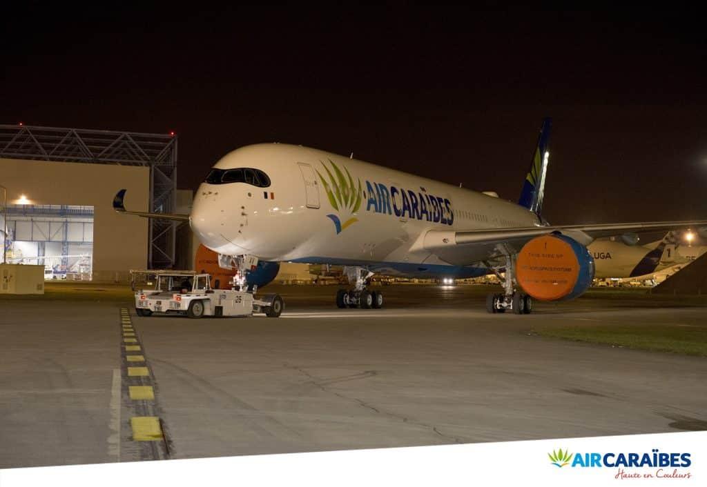 Airbus-A350-900-Air-Caraibes-1