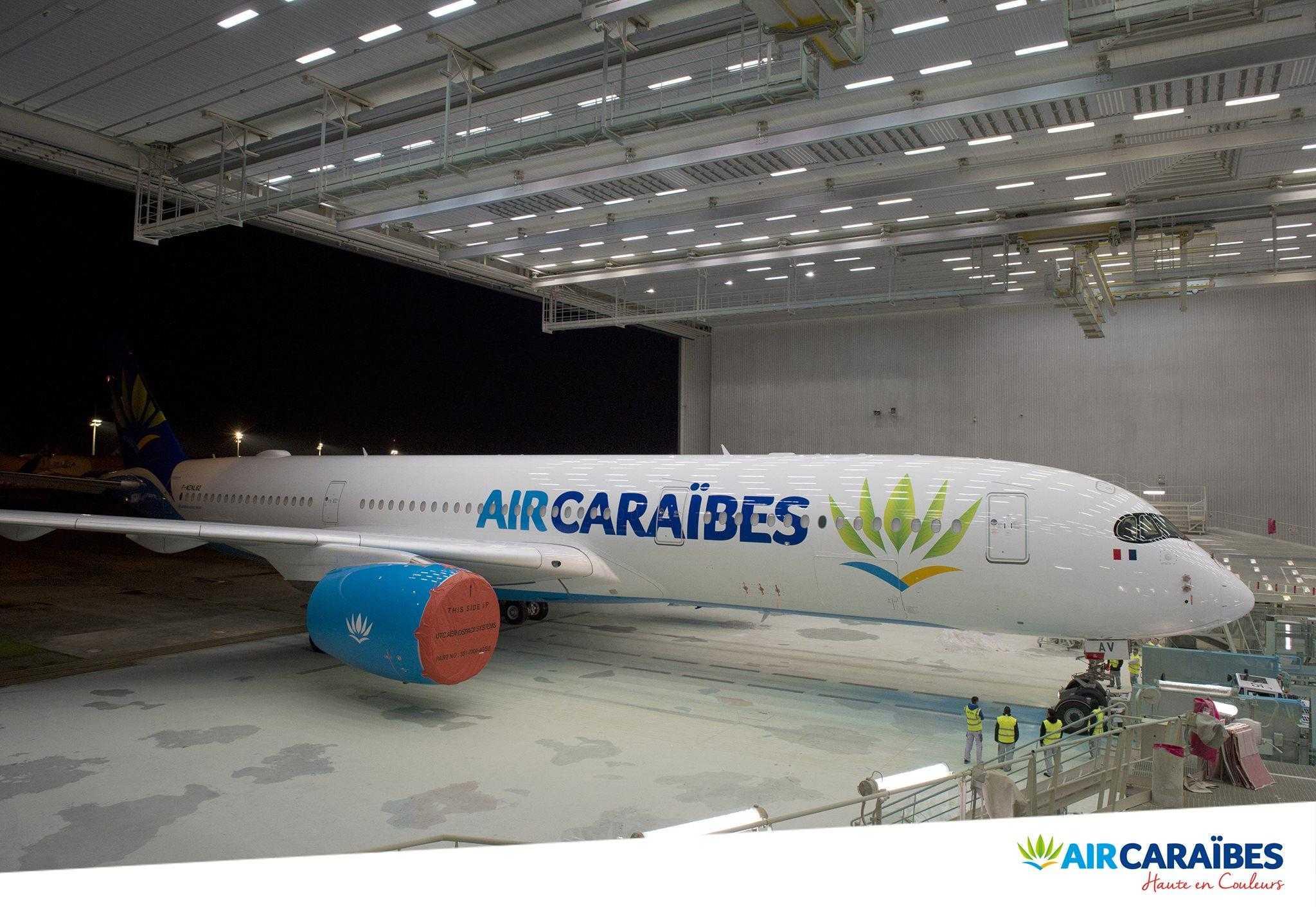 Airbus-A350-900-Air-Caraibes
