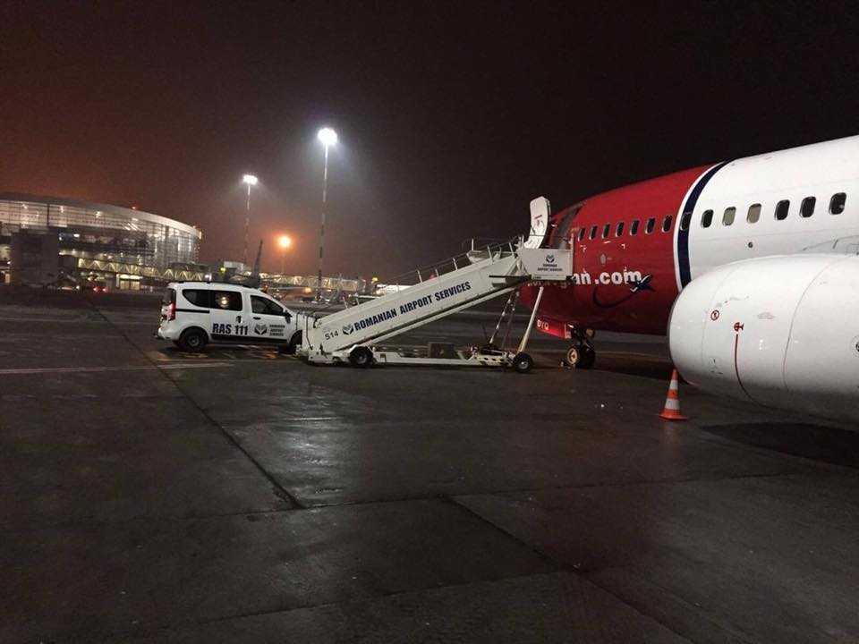 Boeing-737-800-Norwegian-Bucuresti