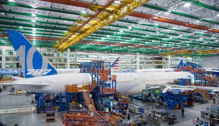 Boeing 2016: 748 de aeronave livrate și comenzi pentru 668 de avioane