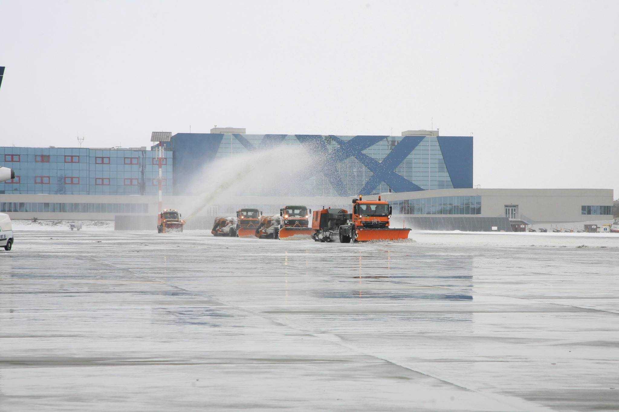 deszapezirea-Aeroport-Bucuresti