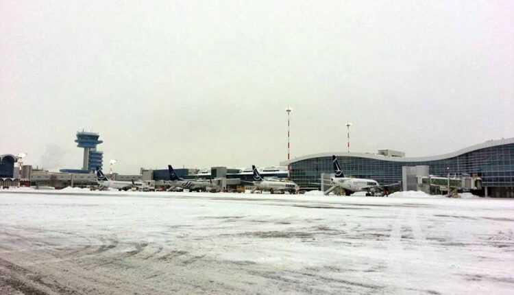 Zboruri anulate din / spre Aeroport Otopeni – București (11 ianuarie 2017)