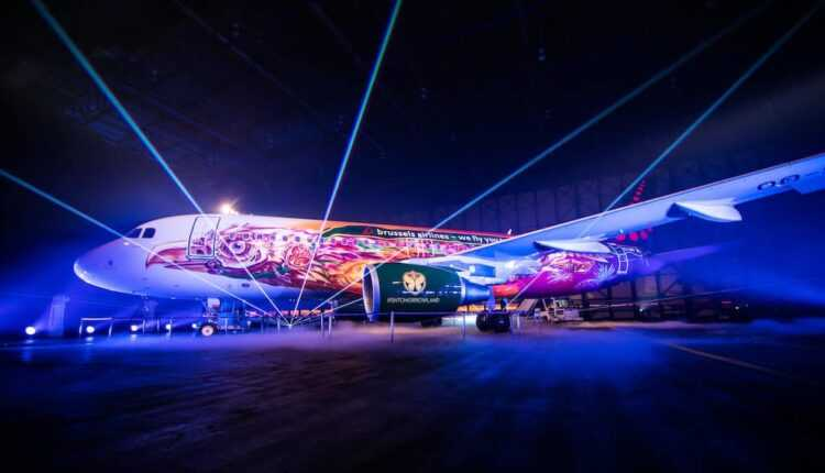 Brussels Airlines și Tomorrowland au creat Amare ( Foto / Video)