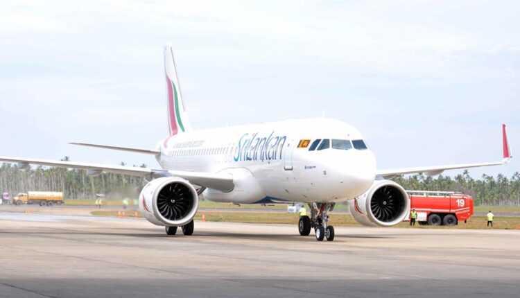 Primul Airbus A320neo SriLankan Airlines a fost livrat
