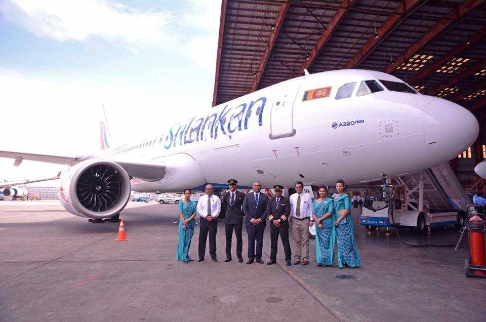 Airbus-A320-SriLankan-Airlines-receptie