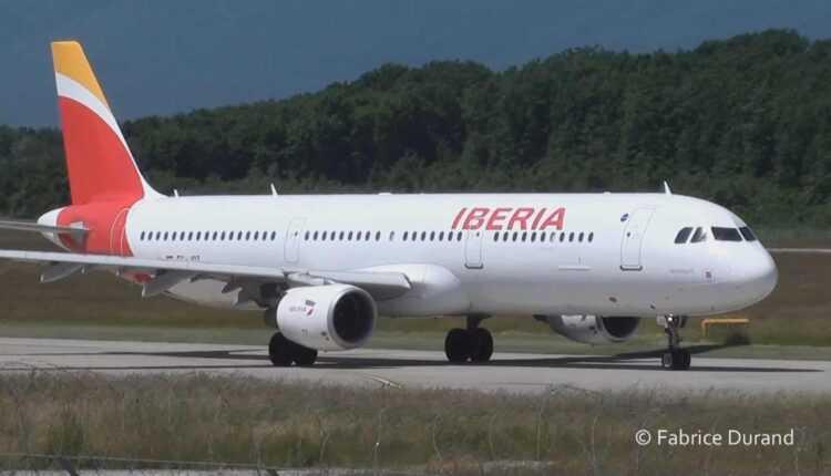 Mai multe zboruri Iberia operate în perioada Mobile World Congress 2017