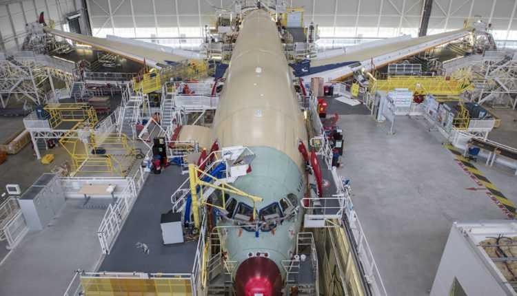 Airbus A350 XWB Delta