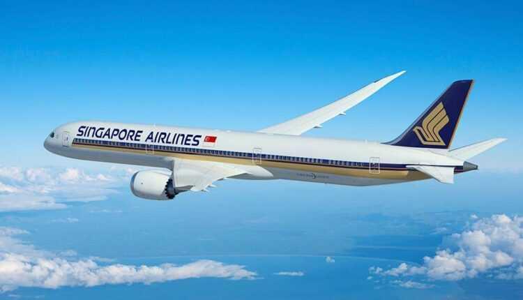 Boeing 777-9 și Boeing 787-10 pentru Singapore Airlines