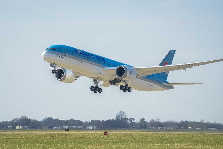 Boeing 787-9 Korean Air
