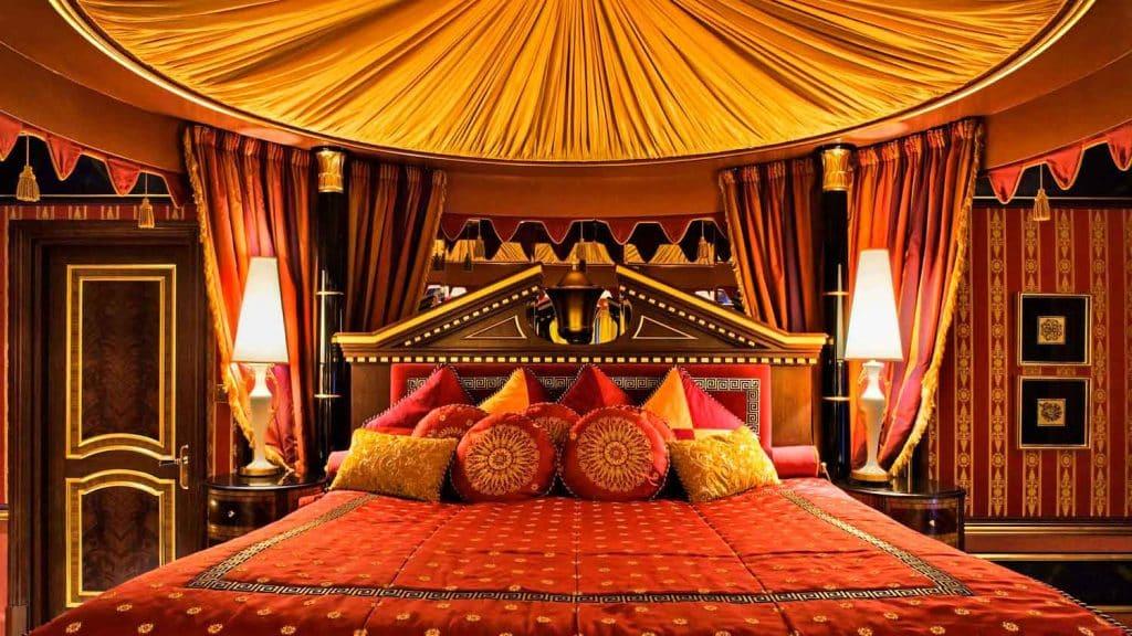 P hoteluri de 5 stele luxury unice n lume for Dubai decoration interieur