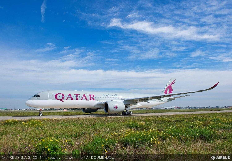 Airbus-A350-XWB-Qatar-Airways