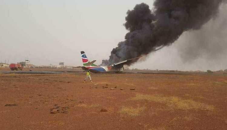 Un Antonov AN-26 South Supreme Airlines s-a prăbușit la Aeroportul Wau, Sudanul de Sud