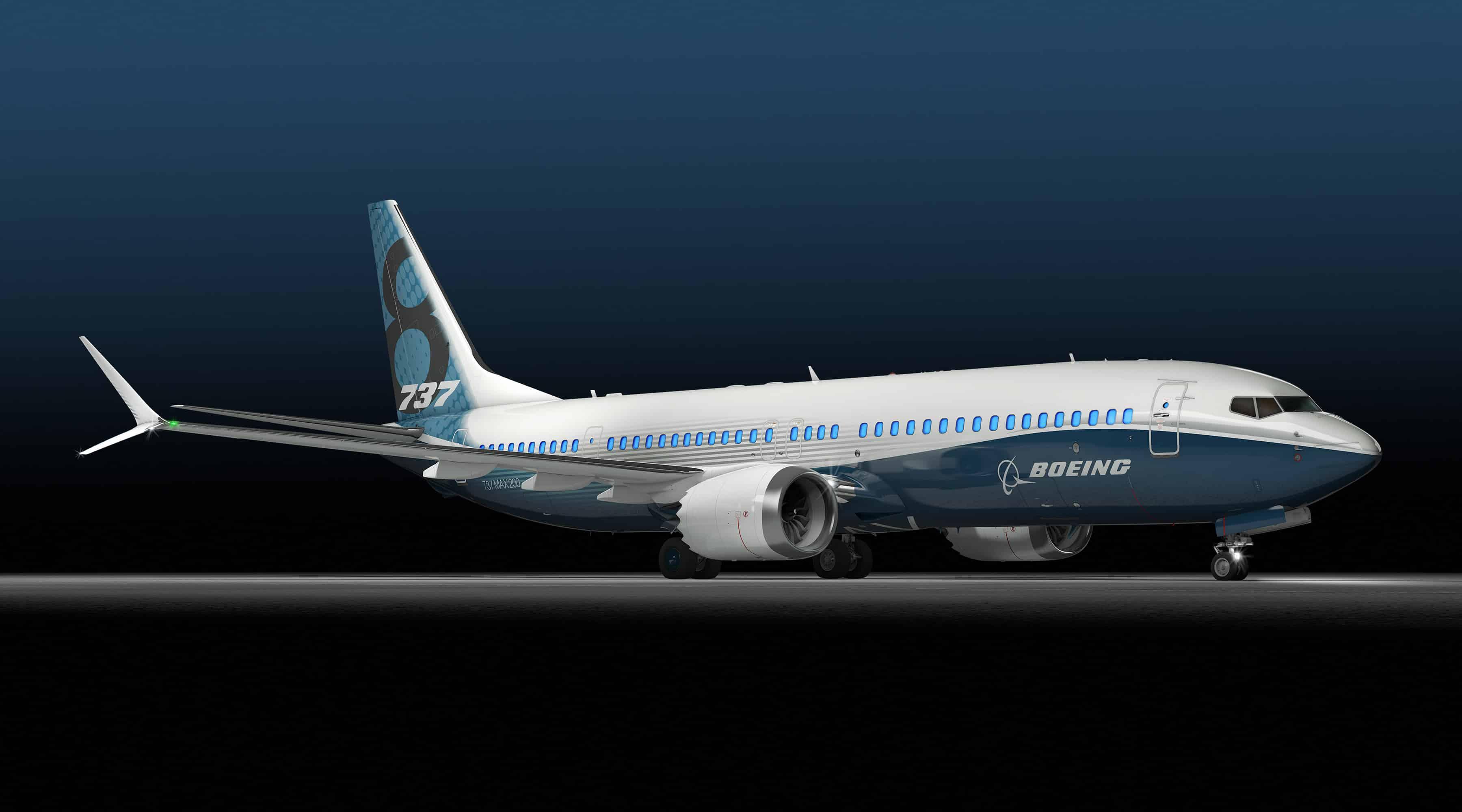 Boeing 737-MAX-200
