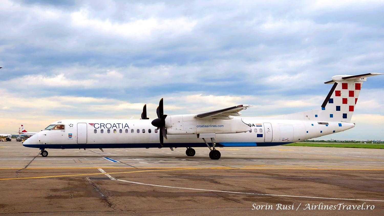 Croatia Airlines Reprend Ses Vols Interieurs En Croatie A Partir Du 11 Mai 2020