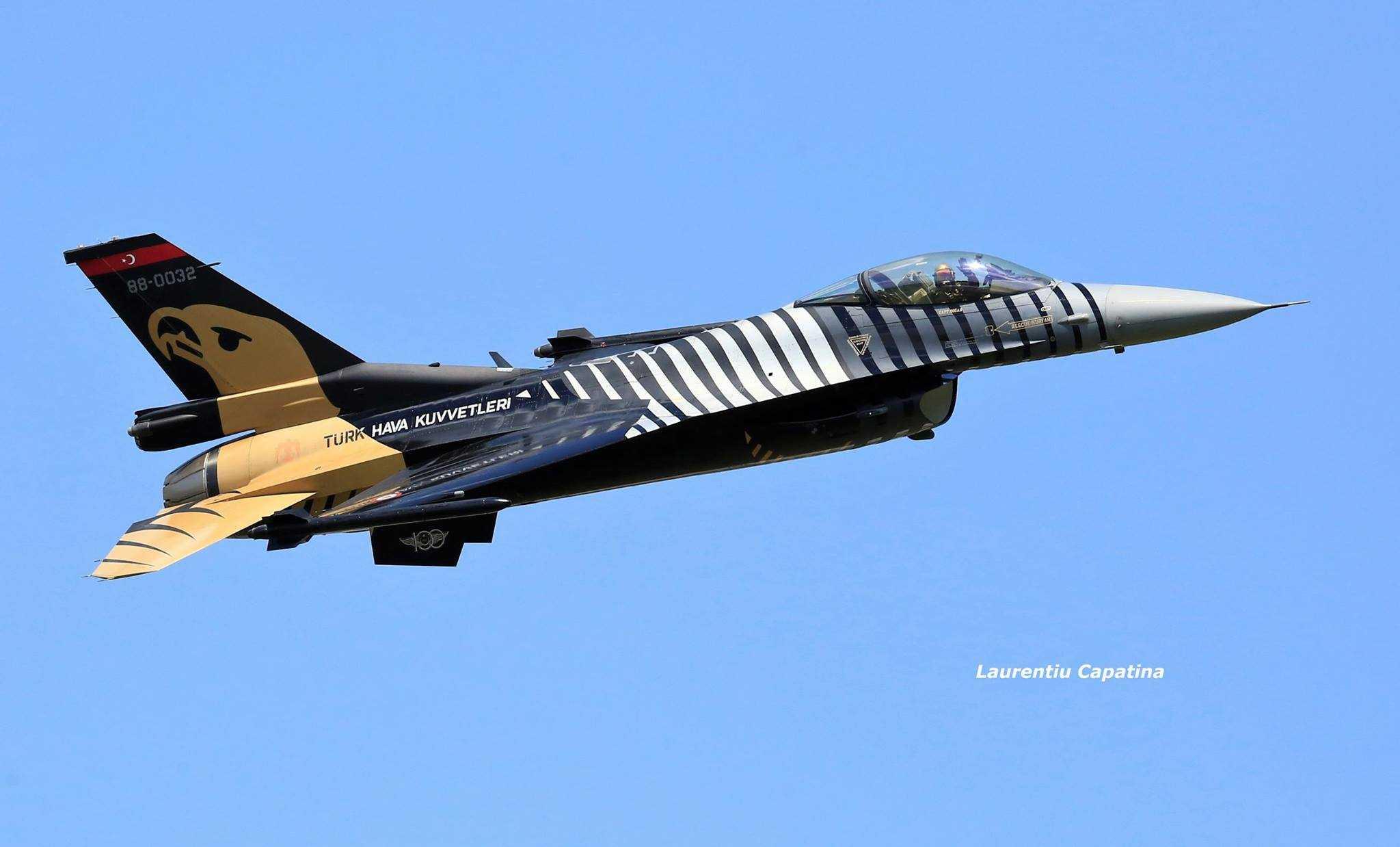 Only Turk F-16