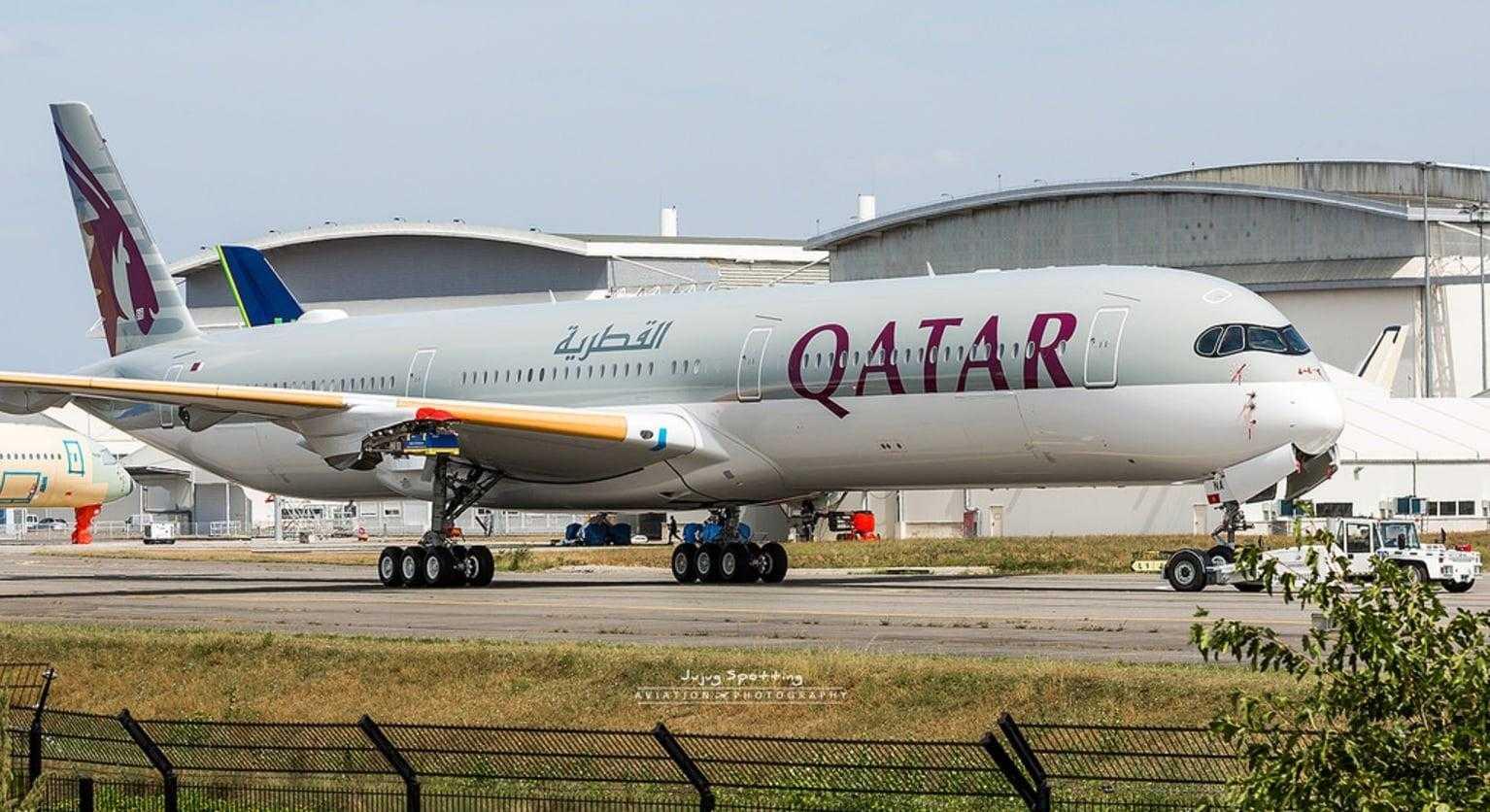 Airbus A350-1000-Katar Havayolları