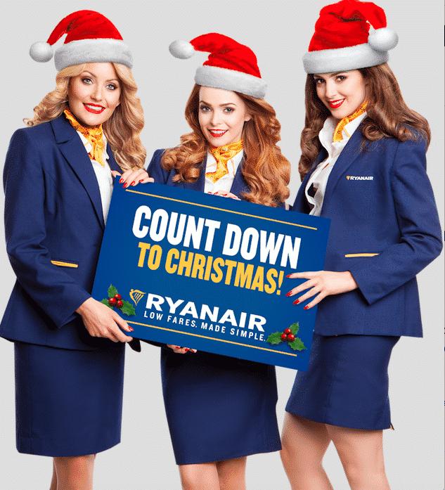 Craciun-Ryanair