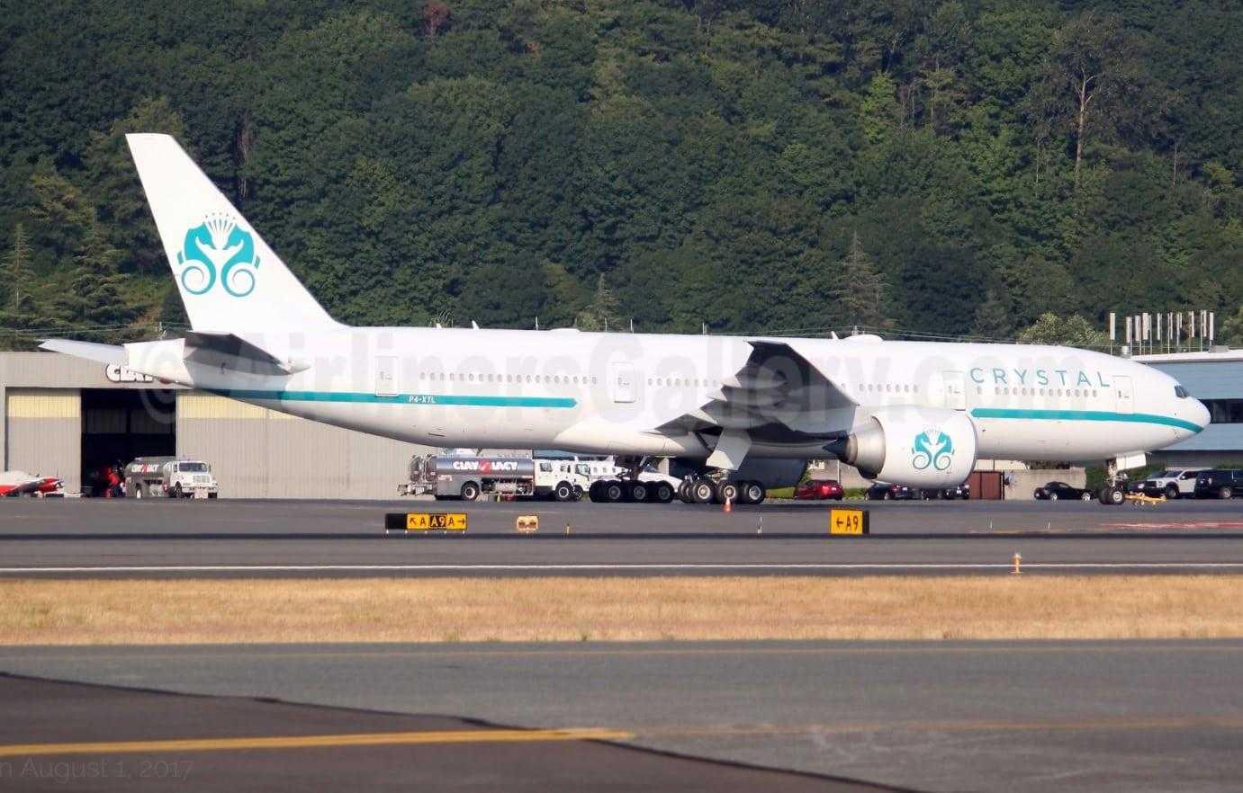 Crystal-Skye-Boeing-777 200-2LR
