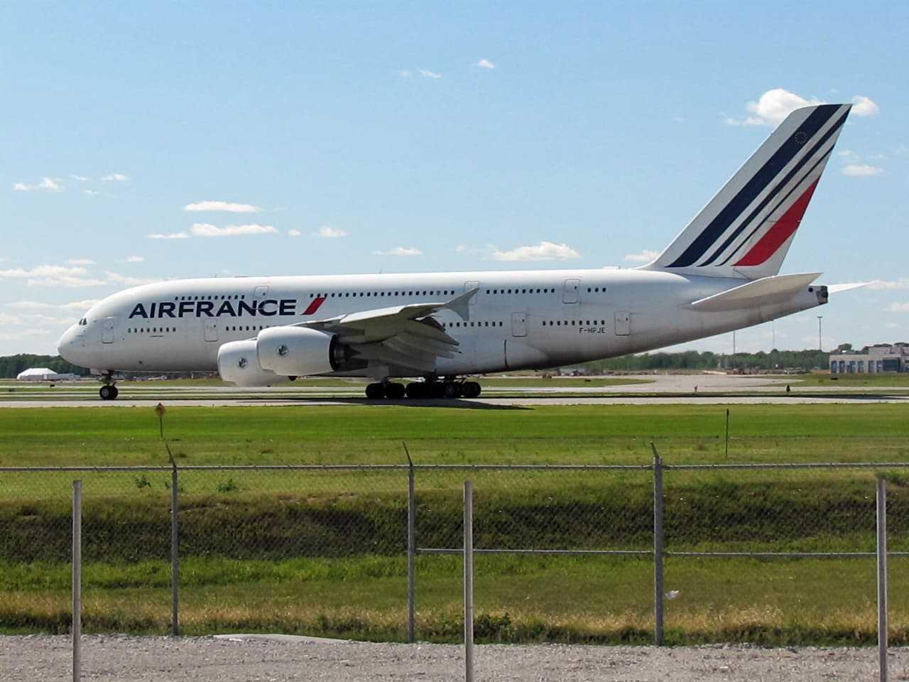 Airbus A380-Air-France
