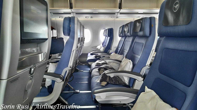 Interior-Economía-Clase-A350-Lufthansa-2