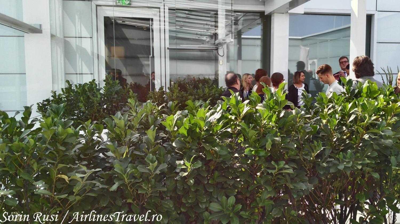 Lufthansa-First-Class Lounge