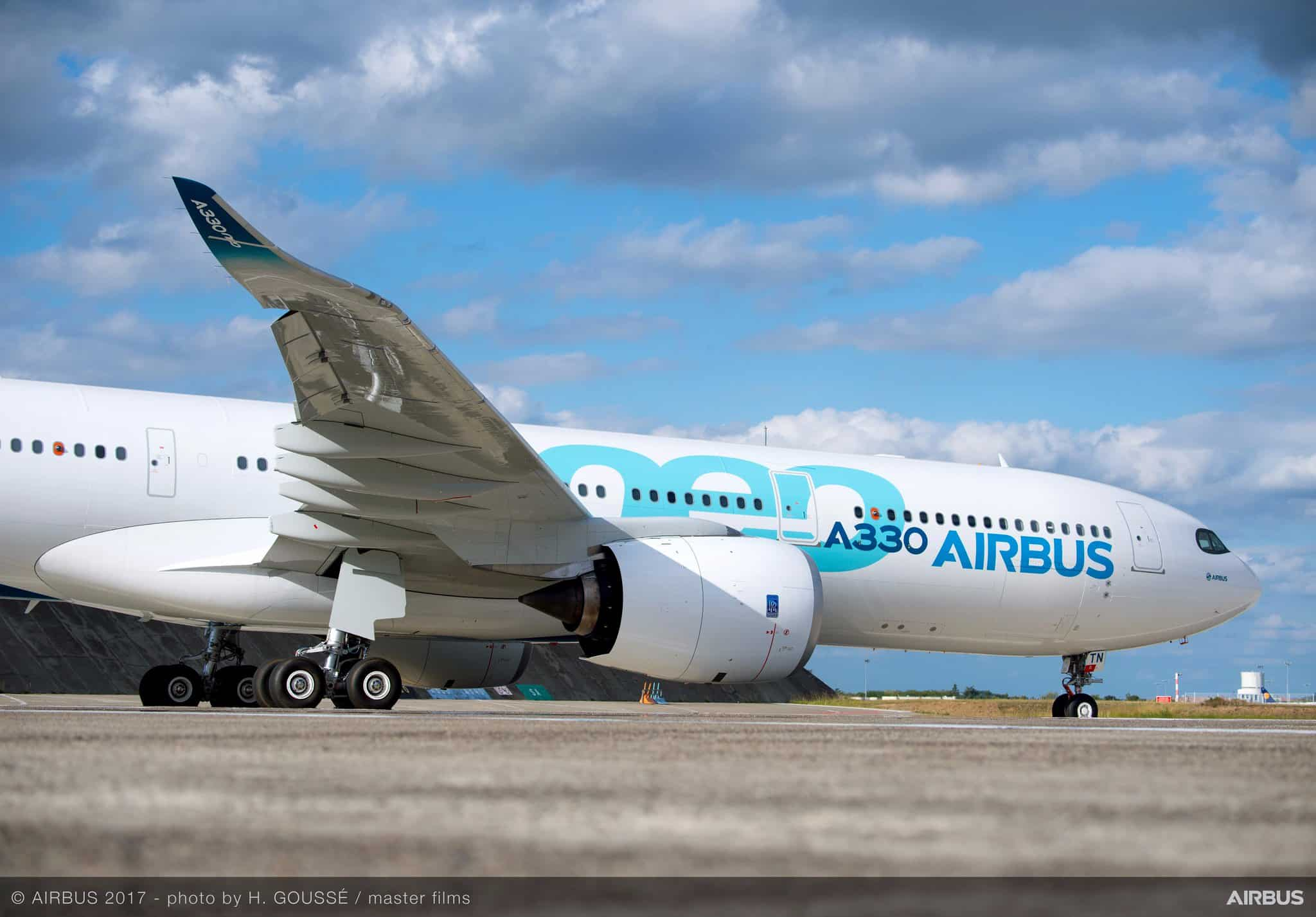 Airbus A330neo-ilk-flight