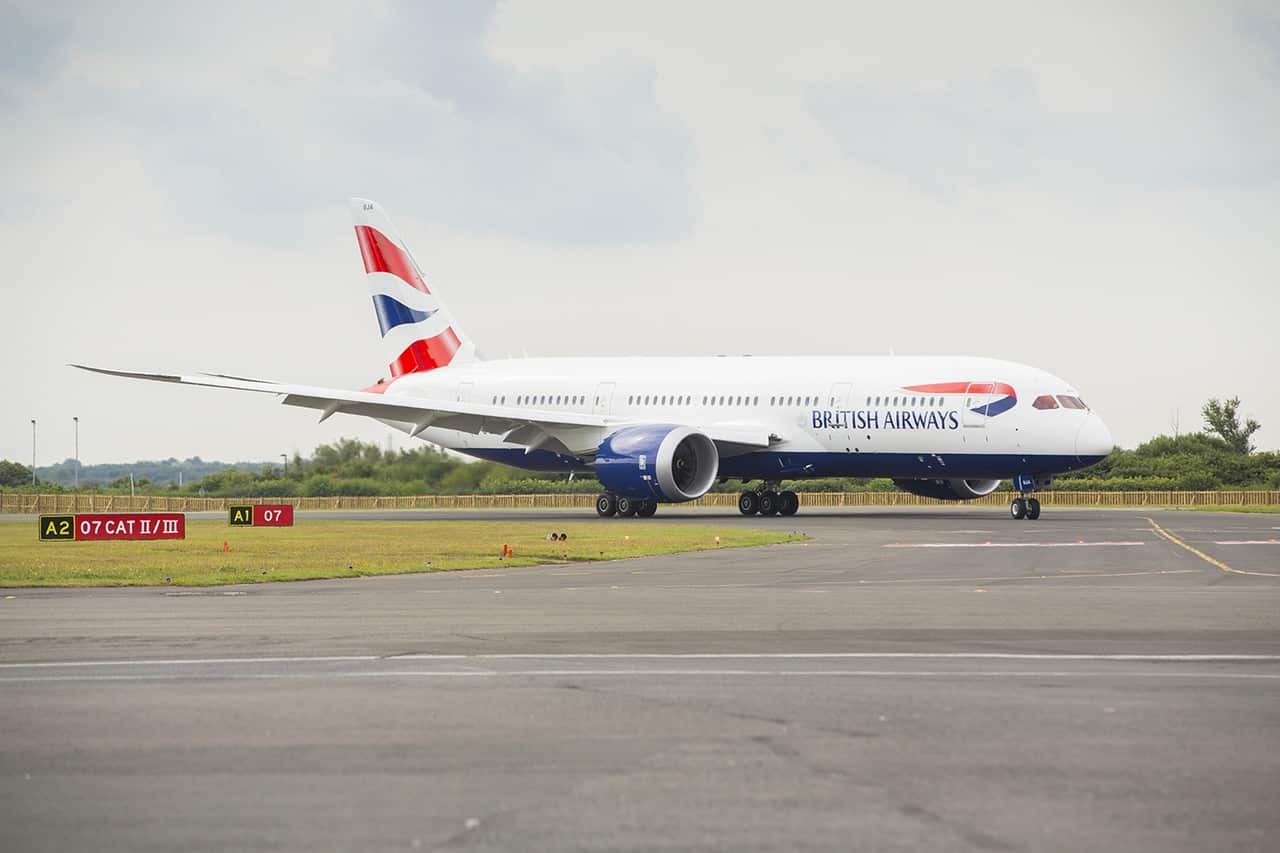 Boeing 787-8-British Airways,-1