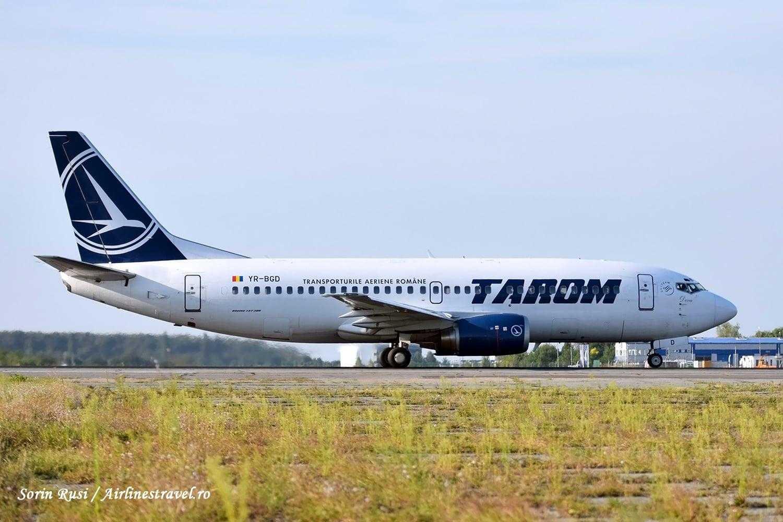 Boeing 737-300 TAROM