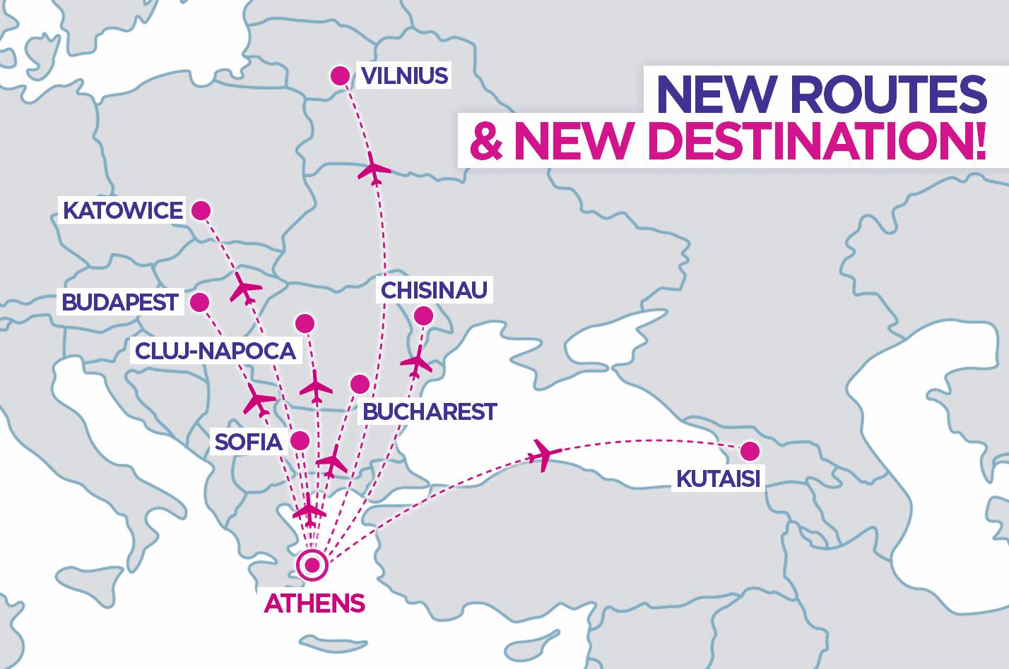 Voli-Wizz Air-Atene