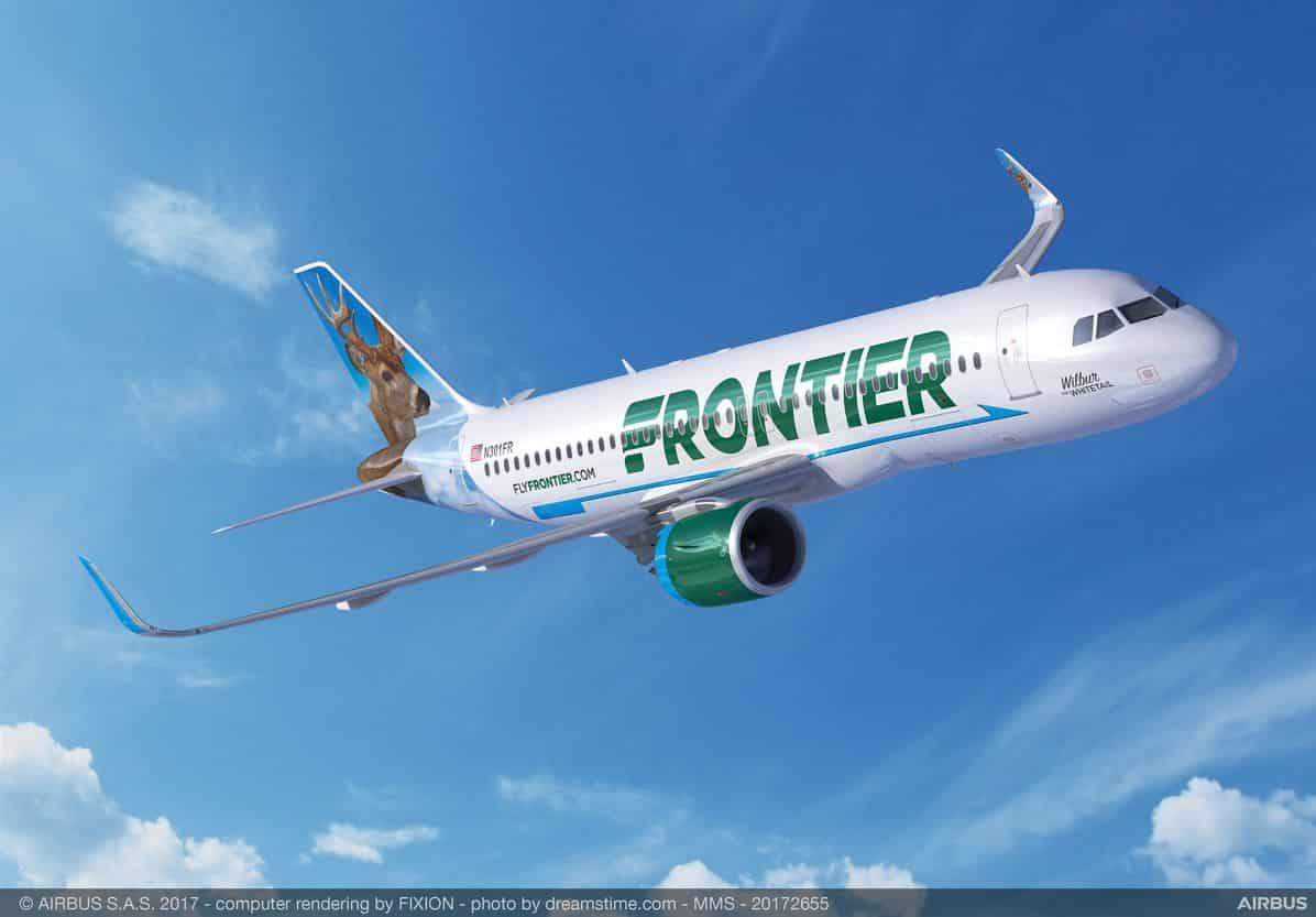 A320neo-Frontier