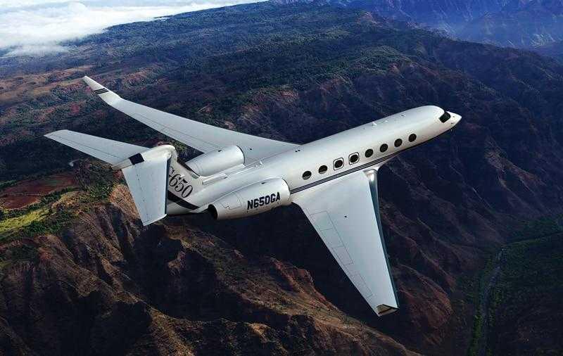 Gulfstream G650-2