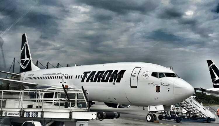Flugzeug-tarom